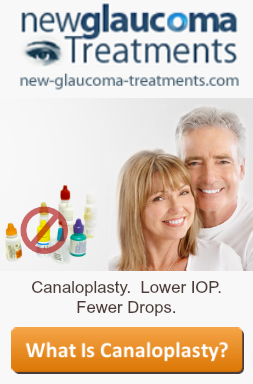 New Glaucoma Treatments