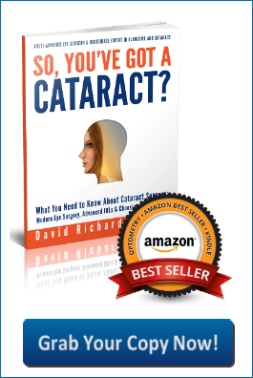 So, You've Got A Cataract? | Cataract Surgery Book