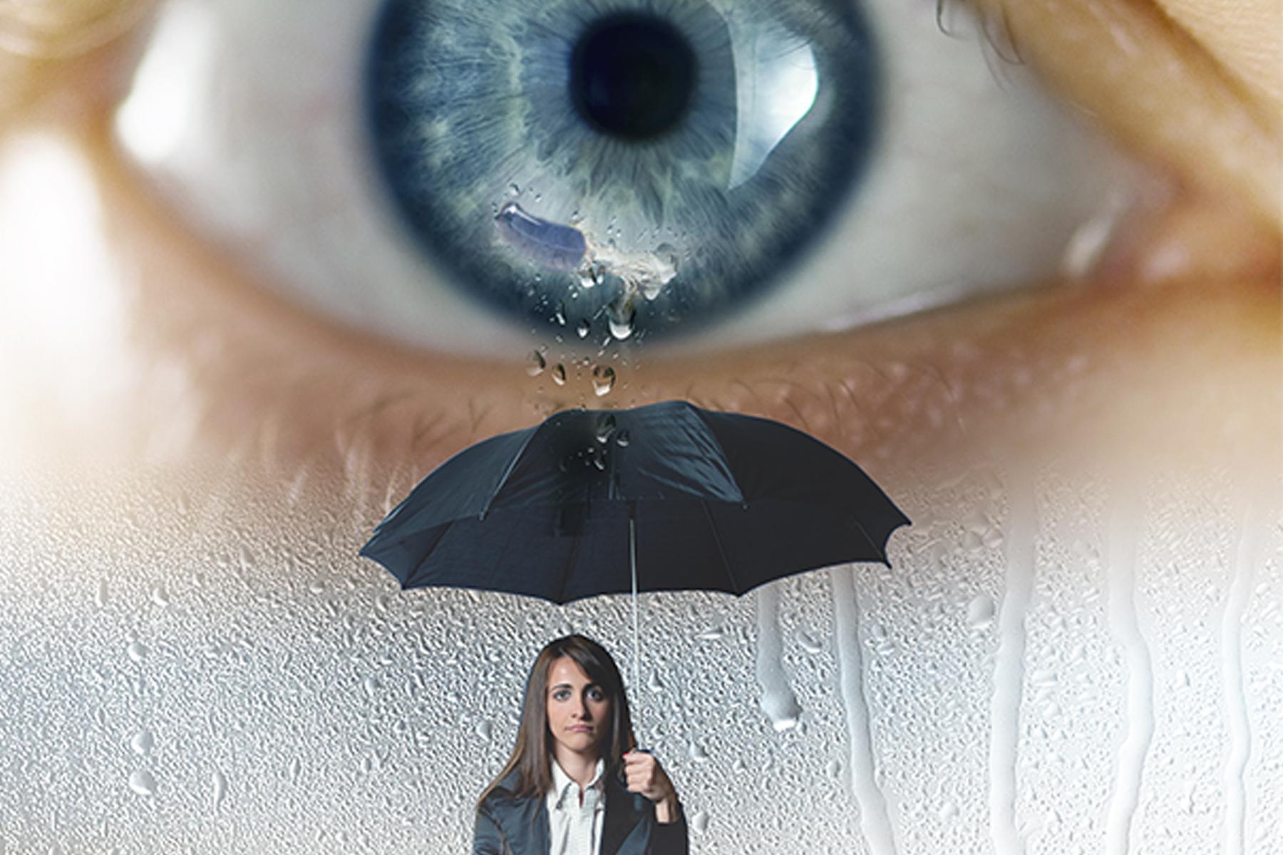 Is Sutureless Cataract Surgery All Wet